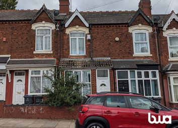 Thumbnail 2 bed terraced house for sale in 155 Clarence Road, Handsworth, Birmingham