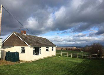 Thumbnail 3 bed detached bungalow to rent in Kington Magna, Gillingham, Dorset