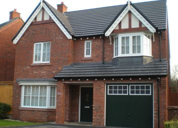 Thumbnail 4 bed detached house for sale in The Newland Plot 3, Thorncliffe Road, Barrow-In-Furness