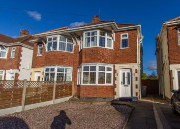 Thumbnail 3 bed semi-detached house for sale in Stanley Road, Hinckley