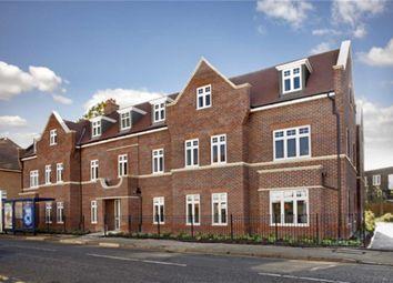 Thumbnail 2 bed flat to rent in Ellis Court, Byfleet, Surrey