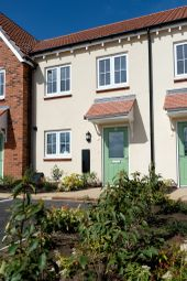 Thumbnail 2 bed terraced house for sale in Lynchet Road Malpas, Cheshire