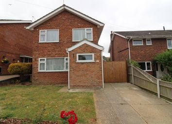 Thumbnail 3 bed detached house for sale in Oxnead Drive, Caister-On-Sea, Great Yarmouth