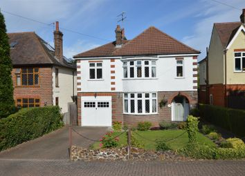 Thumbnail 4 bed detached house for sale in Tring Road, Dunstable