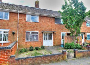 Thumbnail 3 bedroom terraced house for sale in Warnett Road, Norwich