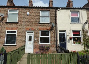 Thumbnail 2 bed terraced house for sale in Mill Lane, Beverley