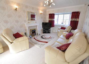 Thumbnail 4 bedroom detached house for sale in Camborne Place, Freckleton, Preston, Lancashire
