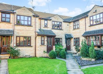 Thumbnail 3 bed terraced house for sale in Church Garth, Pool In Wharfedale, Otley
