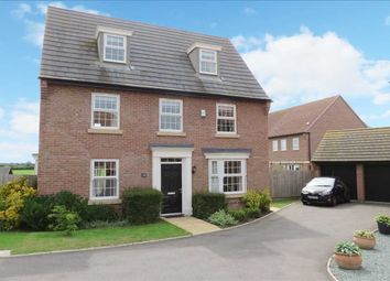 Thumbnail 5 bed detached house for sale in Hampden Way, Greylees, Sleaford