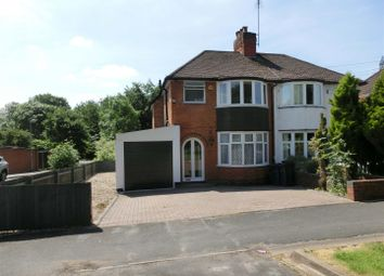 Thumbnail 3 bed semi-detached house for sale in Broad Lane, Kings Heath, Birmingham