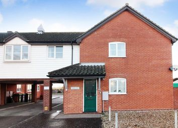 Thumbnail 2 bedroom flat for sale in Bacton Road, North Walsham