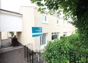 Thumbnail 4 bed end terrace house for sale in Asher Road, Chapelhall, Airdrie, North Lanarkshire