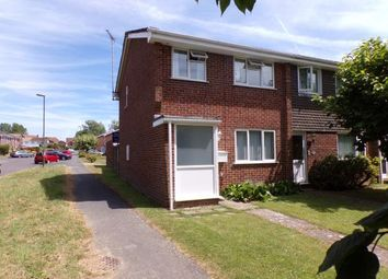 Thumbnail 3 bedroom end terrace house for sale in Glebelands, Pulborough, West Sussex