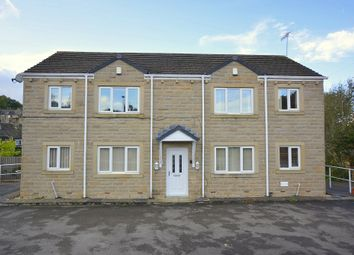 Thumbnail 2 bed flat for sale in Huddersfield Road, New Mill, Holmfirth