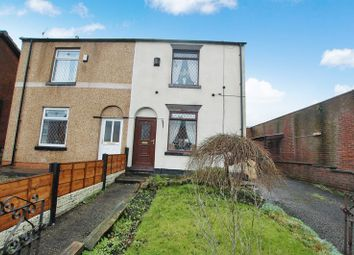Thumbnail 2 bed semi-detached house for sale in Church Street, Little Lever, Bolton