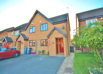 Thumbnail 2 bed semi-detached house to rent in Borrowdale Close, Gamston