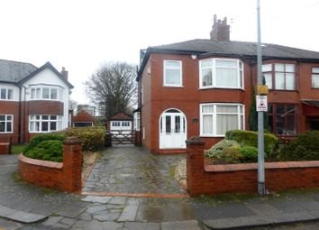 Thumbnail 3 bedroom semi-detached house for sale in Doughty Avenue, Eccles, Manchester