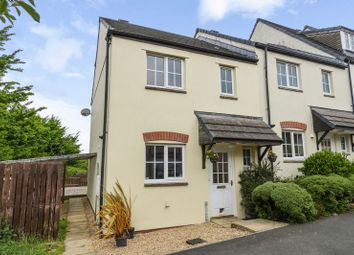 Thumbnail 3 bed end terrace house for sale in Cherry Tree Road, Devon