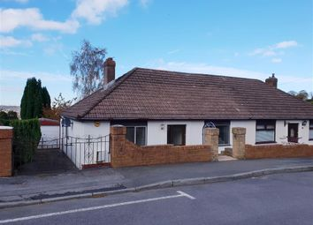 Thumbnail 3 bed semi-detached bungalow to rent in Manor Way, Briton Ferry, Neath