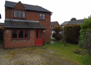 Thumbnail 3 bedroom detached house for sale in Riverside Walk, Strensall, York