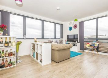 Thumbnail 2 bed flat for sale in West Terrace, Six Hills House, Kings Road, Stevenage