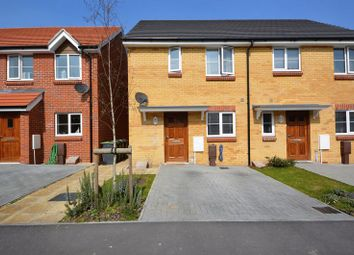 Thumbnail 2 bed semi-detached house for sale in South Downs Rise, Havant