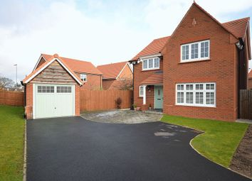 Thumbnail 4 bed detached house for sale in St. Wilfreds Road, Widnes