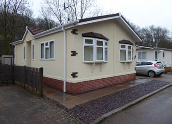 Thumbnail 2 bedroom mobile/park home for sale in Woodlands Park, Quakers Yard (Ref 6121), Treharris, Mid Glamorgan, Wales