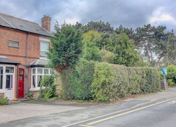 Thumbnail 4 bed semi-detached house for sale in Birmingham Road, Lichfield