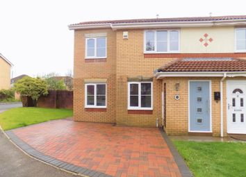 Thumbnail 4 bed semi-detached house for sale in Emanuel Close, Caerphilly