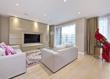 Thumbnail 4 bed flat for sale in Ravensbourne Apartments, 5 Central Avenue, London