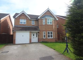 Thumbnail 4 bed detached house to rent in Lune Road, Platt Bridge