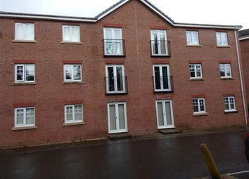 Thumbnail 2 bed flat to rent in Newbridge Road, Pontllanfraith, Blackwood