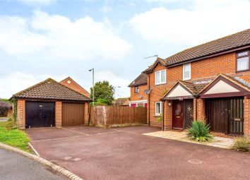 Thumbnail 3 bed semi-detached house for sale in Maple Close, Pewsey, Wiltshire
