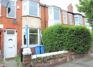 Thumbnail 3 bedroom terraced house for sale in Dorset Road, Levenshulme, Manchester