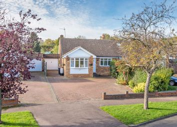 Thumbnail 2 bed semi-detached bungalow for sale in Coxs Close, Sharnbrook, Bedford