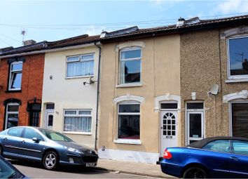 Thumbnail 2 bed terraced house for sale in Havant Road, Portsmouth
