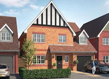 Thumbnail 4 bed detached house for sale in Plot 110, Finchwood Park, Sheerlands Road, Finchampstead