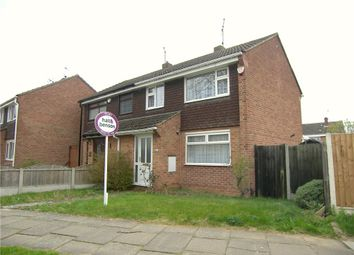 Thumbnail 3 bed semi-detached house to rent in Arran Close, Sinfin, Derby