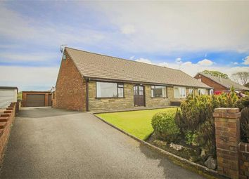 Thumbnail 3 bed semi-detached bungalow for sale in Goodshawfold Road, Loveclough, Lancashire