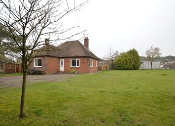 Thumbnail 3 bed detached bungalow to rent in Shirburn Street, Watlington
