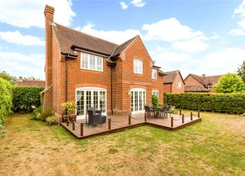 Thumbnail 5 bedroom detached house for sale in Palmers Yard, Ecchinswell, Newbury, Hampshire