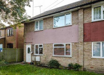 Thumbnail 2 bed maisonette for sale in Caroline Close, West Drayton, Middlesex