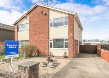 Thumbnail 3 bed semi-detached house for sale in Grosvenor Road, Prestatyn, Denbighshire, Uk