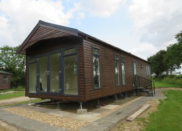 Thumbnail 2 bed lodge for sale in Padmoor Lane, Upton, Gainsborough