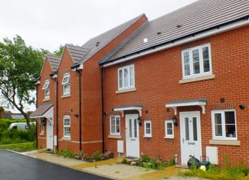 Thumbnail 2 bed terraced house for sale in Wittenton Crescent, Grove, Wantage