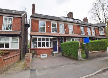 Thumbnail 4 bed terraced house for sale in Bamford Road, Didsbury, Manchester