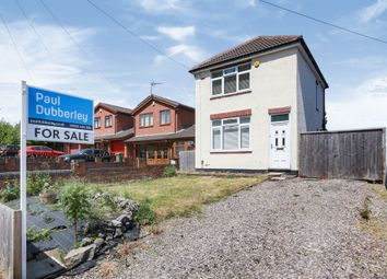 Thumbnail 2 bed detached house for sale in Ivyhouse Lane, Coseley, Bilston