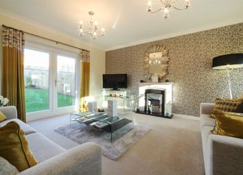 "Thumbnail 5 bed detached house for sale in ""The Hilliard"" at Peter Lane, Dalston Road, Carlisle"