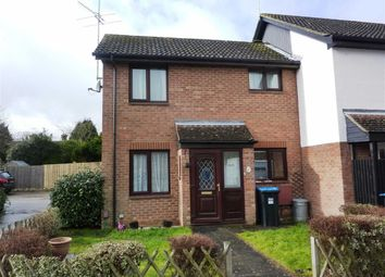 Thumbnail 1 bed terraced house to rent in Barnfield Way, Oxted, Surrey